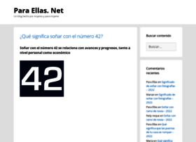 paraellas.net