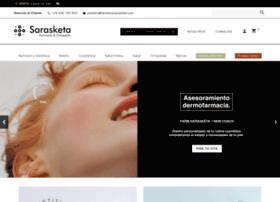 parafarmaciasarasketa.com