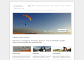 paragliding-workshops.com
