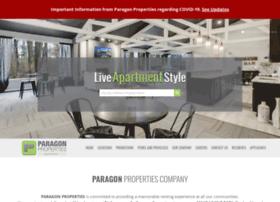 paragonapartments.com