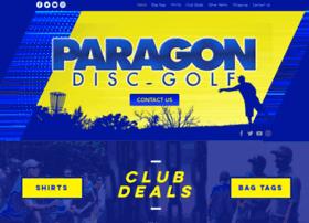 paragondiscgolf.com