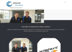 paragonelectrical.co.nz