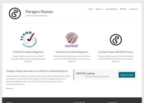 paragonnames.net