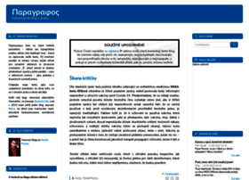 paragraphos.pecina.cz