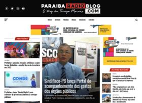 paraibaradioblog.com.br