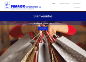 paraisoimportexport.es