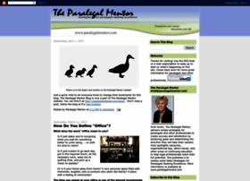 paralegalmentorblog.com