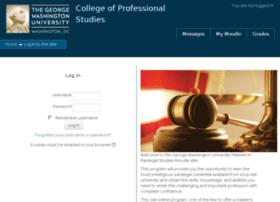 paralegalonline.gwu.edu