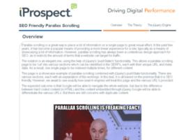 parallax.iprospectcontent.co.uk