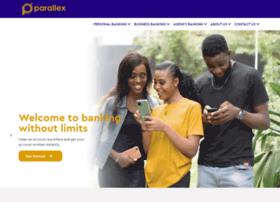 parallexbank.com