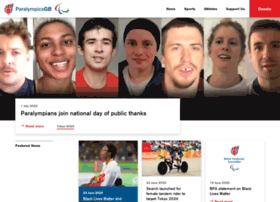 paralympics.org.uk
