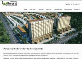 paramount-golf-foreste-villas.com