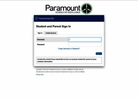 paramount.powerschool.com