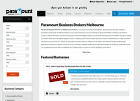 paramountbb.com.au