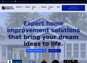 paramountbuilders.com