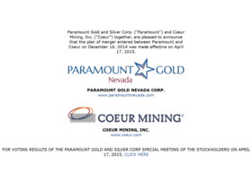 paramountgold.com
