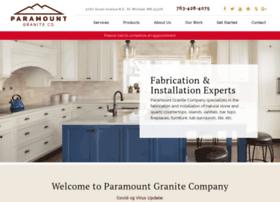 paramountgranite.com