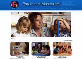 paramountmontessori.com