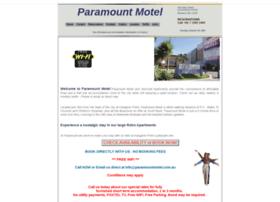 paramountmotel.com.au