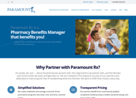 paramountrx.com