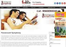 paramountsymphony.org.in