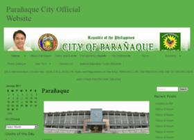 paranaque.gov.ph