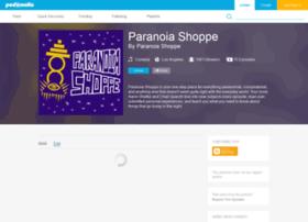 paranoiashoppe.podomatic.com