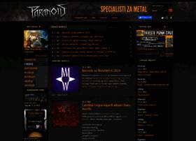 paranoid-zine.com