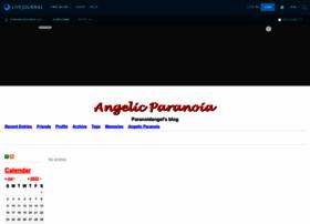 paranoidangel42.livejournal.com