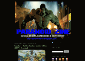 paranoidzine.blogspot.com