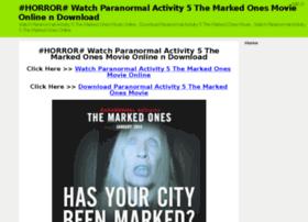 paranormalactivity5.jottit.com