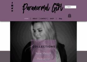 paranormalgirl.com