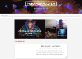 paranormalizm.net