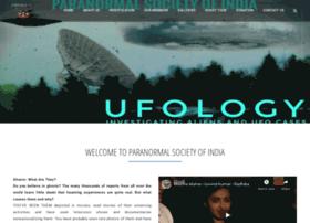 paranormalsocietyofindia.com