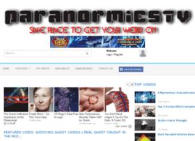 paranormicstv.com
