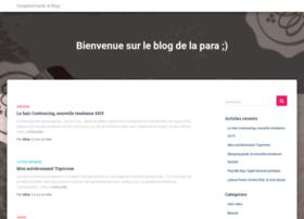 parapharmacie-leblog.fr
