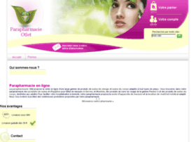 parapharmacie-otlet.com