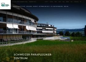 paraplegiker-zentrum.ch