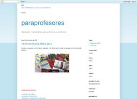 paraprofesorestusitio.blogspot.com