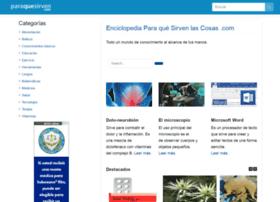 paraquesirven.com