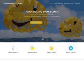 parasailingbcn.com