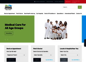 parashospitals.com