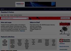 parasitesandvectors.biomedcentral.com