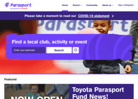 parasport.org.uk