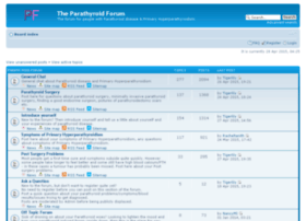 parathyroid-forum.co.uk
