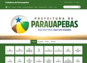 parauapebas.pa.gov.br