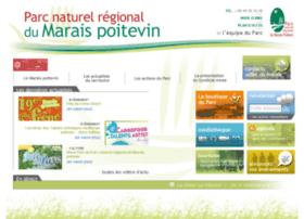 parc-marais-poitevin.fr