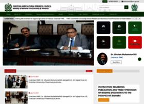 parc.gov.pk