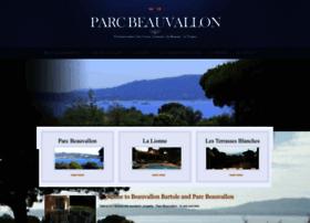 parcbeauvallon.com