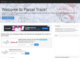 parceltrack.co.za